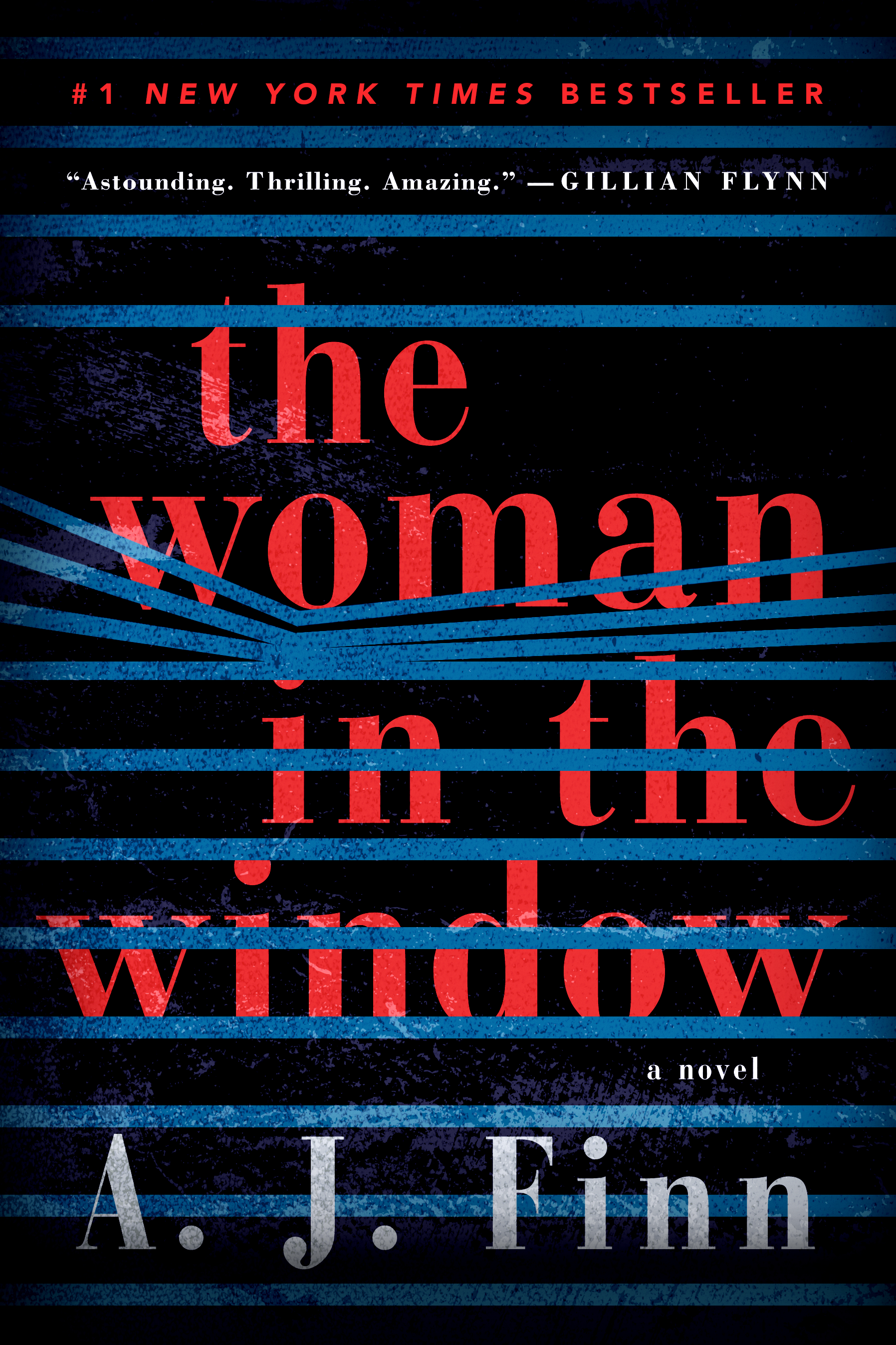 """The Woman in the Window"" by A.J. Finn (Image: Courtesy{ }William Morrow){ }"