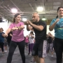 Local women learn self-defense techniques in response to uptick in violent crimes
