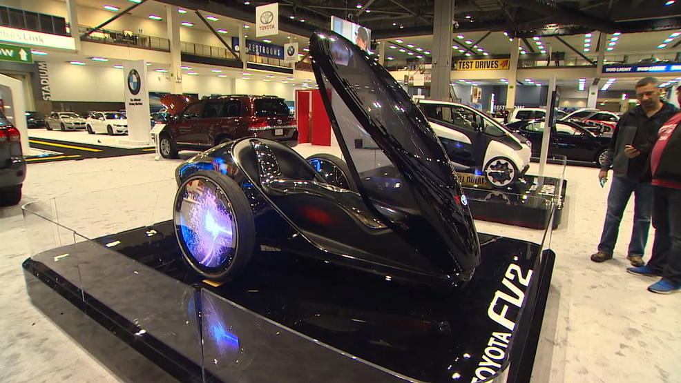Test Driving All Kinds Of Cars In All Kinds Of Conditions At Seattle - Seattle car show