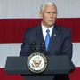 Vice President Pence speaks at Greenbrier