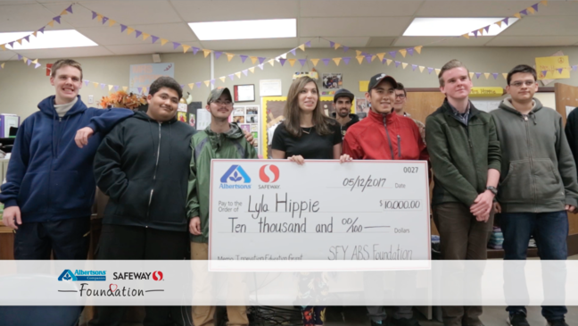 Safeway and Albertsons Innovation in Education Grant Winner Announced