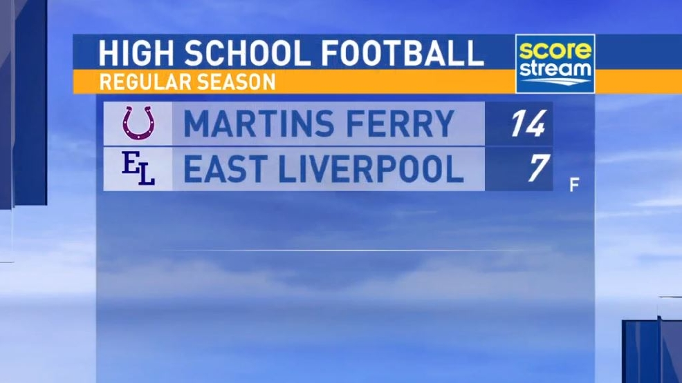 Martins Ferry at East Liverpool