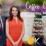 Grab coffee with FOX 25's Chris Stanford and Jasmine Anderson