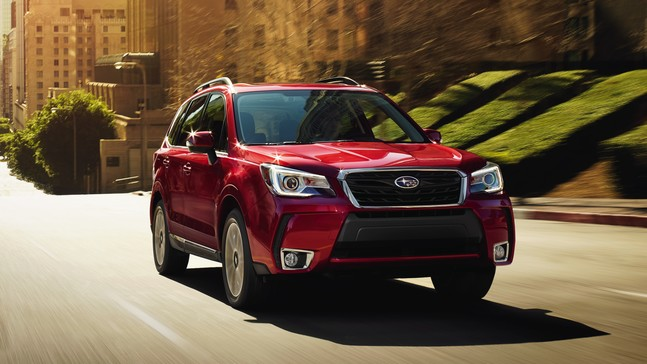Sponsored: 7 highlights of the 2018 Subaru Forester