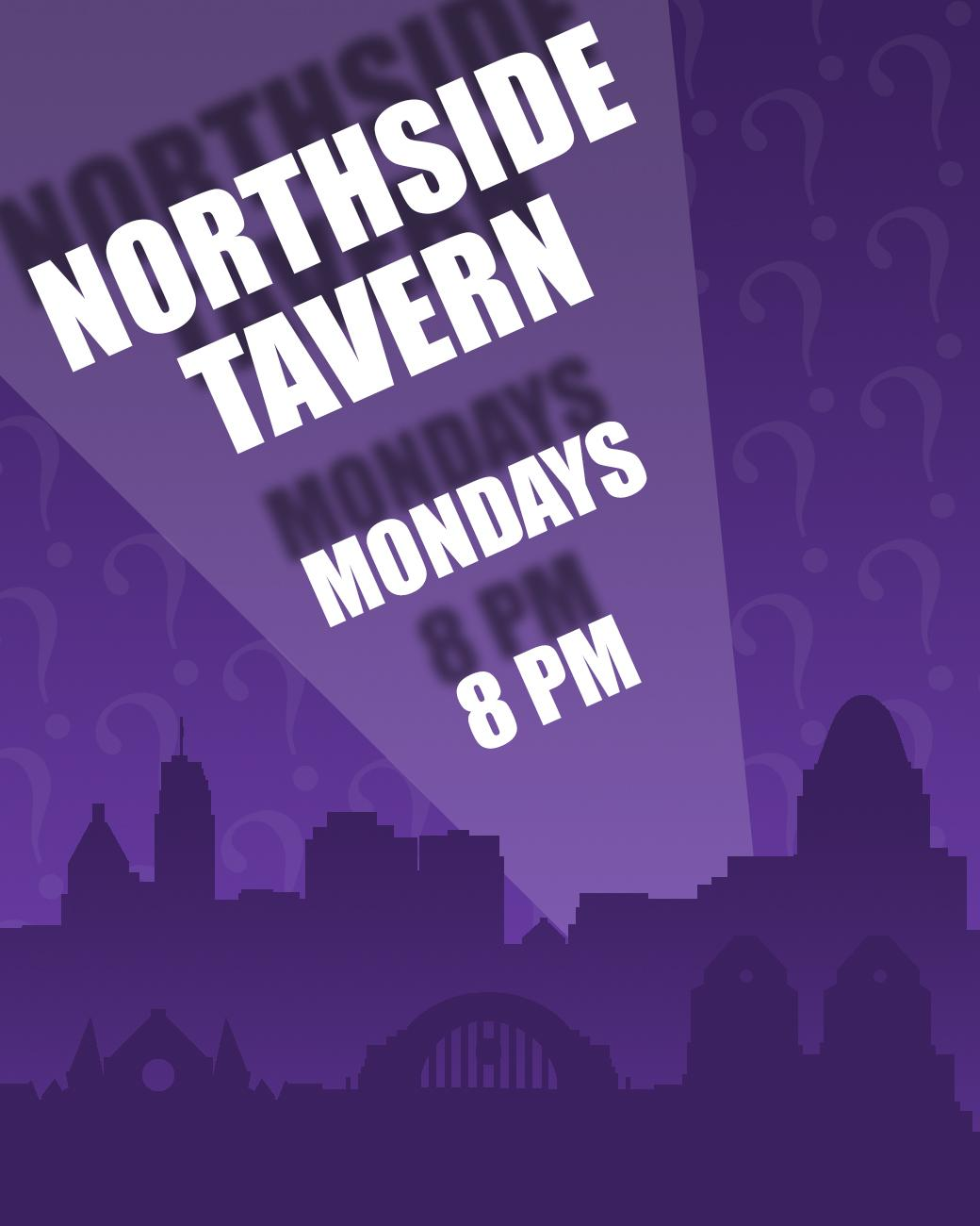 Northside Tavern has trivia every Monday starting at 8 PM. ADDRESS: 4163 Hamilton Ave (45223) / Image: Phil Armstrong, Cincinnati Refined // Published: 8.30.17