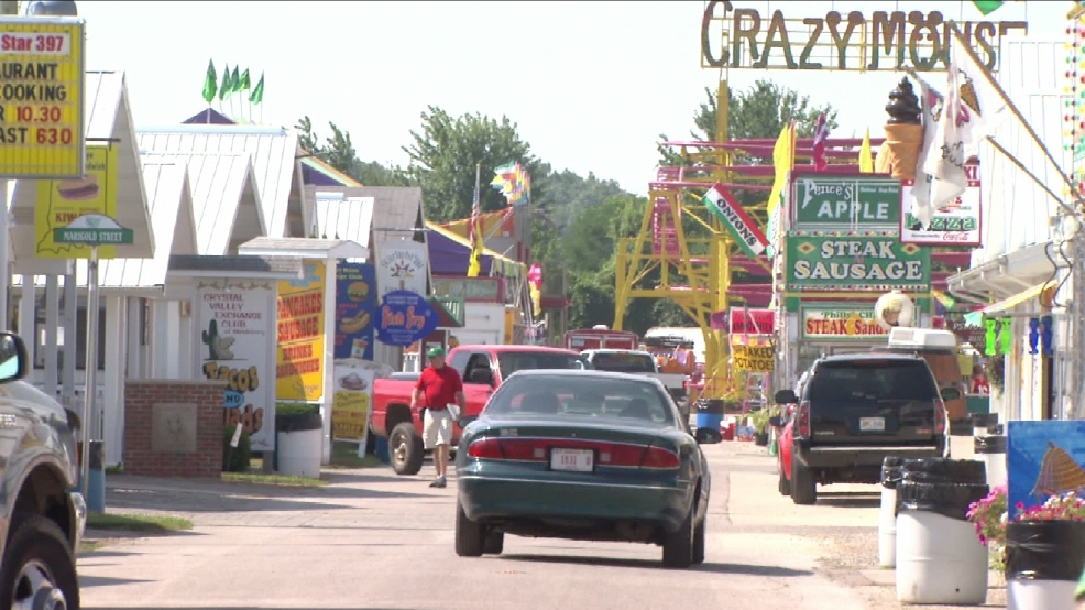 Elkhart County 4-H Fair announces 2015 concert lineup | WSBT