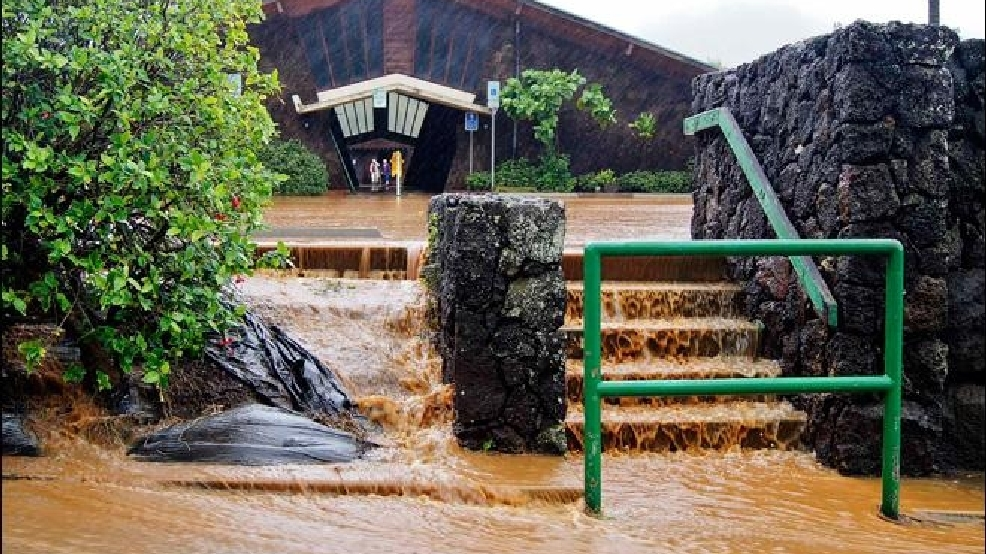 Aloha Oy Some Parts Of Hawaii Get Seattle 39 S Yearly Rain