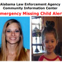 Missing Child Alert cancelled for three-year-old Attalla girl