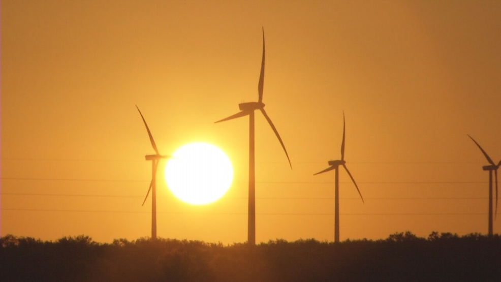 possibility of a wind farm in brown county divides neighbors ktxs