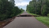 FOX 11's Lauren Kalil checks out the damage in northern Wisconsin