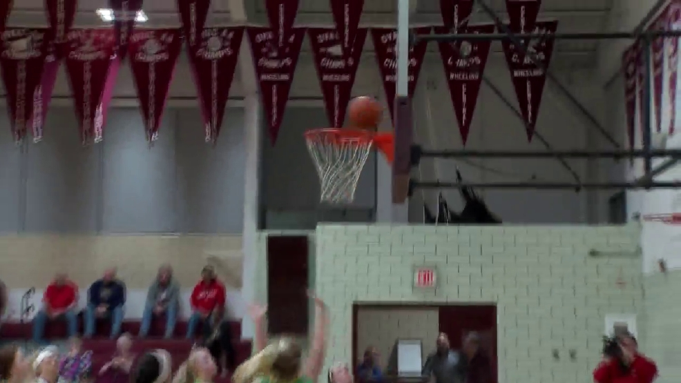 2.22.17 Video- Bishop Donahue vs. Wheeling Central- high school girls basketball