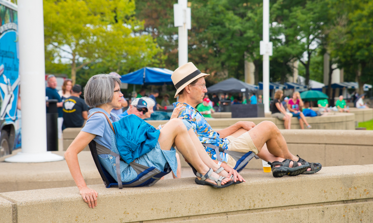 Cincy Blues Fest (produced by the Cincy Blues Society) hosted an all-day music concert on Saturday, August 11 featuring over 18 bands across multiple stages at Sawyer Point. / Image: Sherry Lachelle Photography // Published: 8.12.18