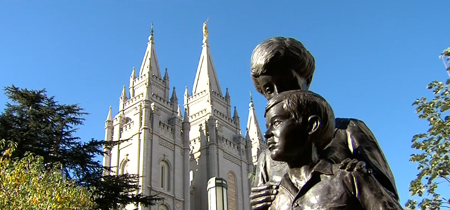 LDS church supporters and others object bill for secret recording ban (Photo: KUTV)