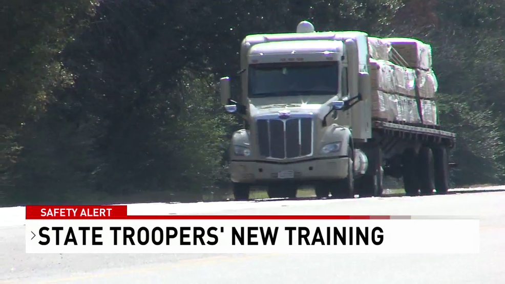 (WPMI) More Alabama Troopers training to inspect commercial vehicles