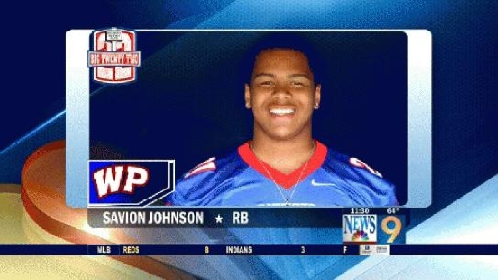 Preseason Big 22 - Savion Johnson, Wheeling Park