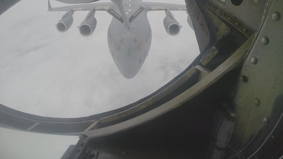 It's a gas station in the sky and so much more. Welcome to the 121st Air Refueling Wing. (WSYX/WTTE)