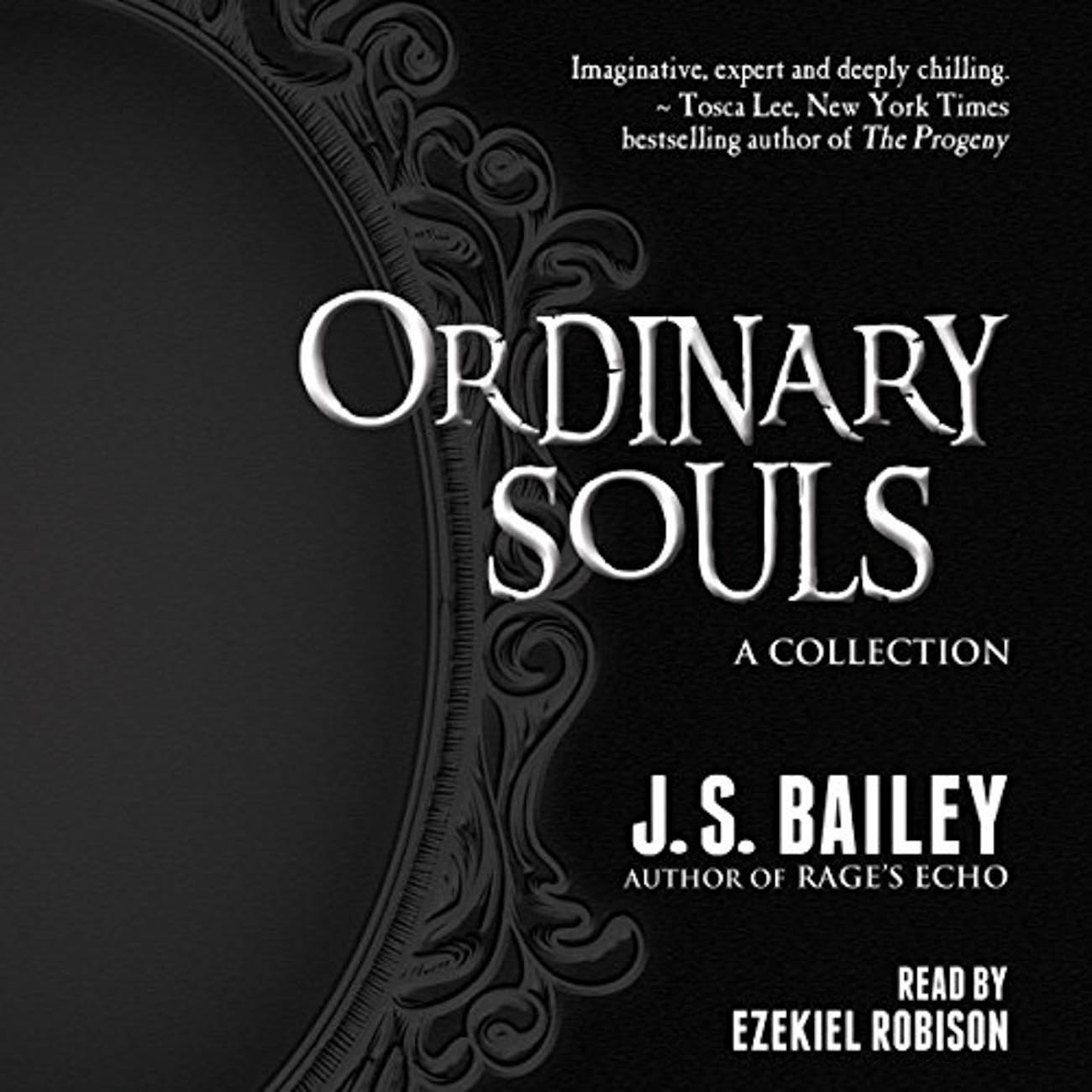 "J.S. Bailey's, ""Ordinary Souls"" is a chilling anthology surrounding 16 ordinary people and their not so ordinary stories. / Image courtesy of Audible // Published: 3.23.20"