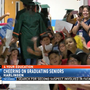 Harlingen CISD seniors walk the halls of elementary school