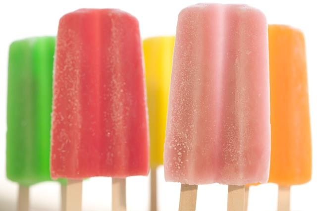 Speaking of tastiness, who doesn't love popsicles?!