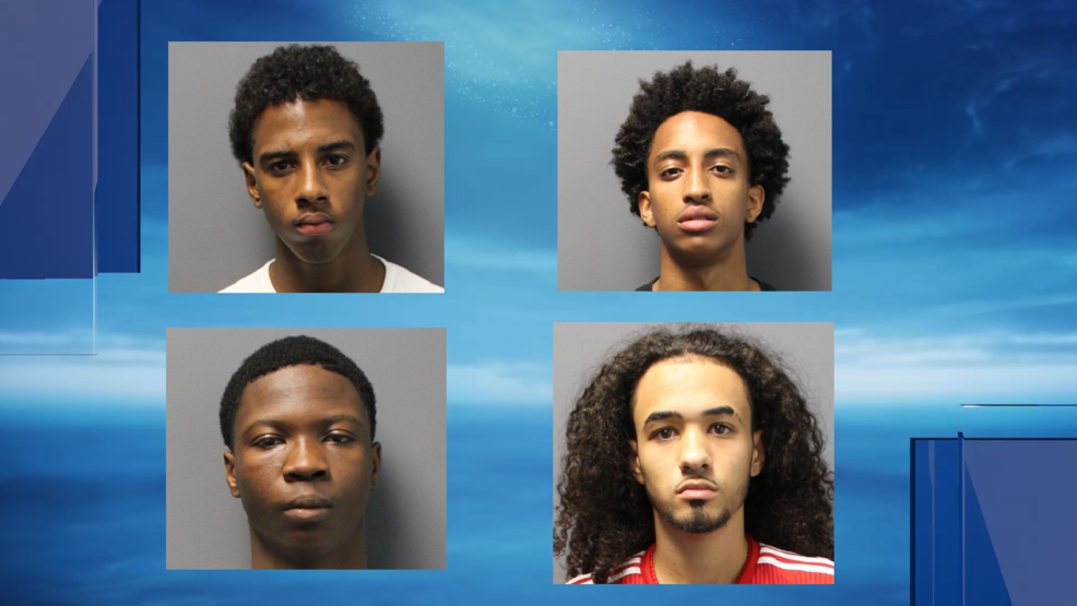 4 arrested in masked robbery of woman in Pawtucket | WJAR