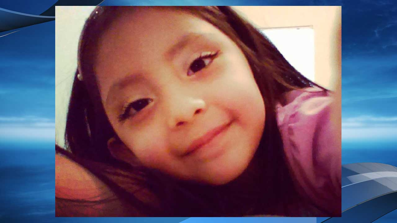 "The Hays Co. Sheriff's Office says 5-year-old Giovanna Hernandez was ""stabbed and mutilated"" by her mother, 24-year-old Krystle Villanueva. (Photo: Hays Co. Sheriff's Office)"