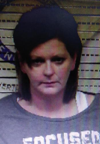 Jennifer McKenzie (age 41 - Athens, TN): 1 count of possession of methamphetamine for resale, 1 count of possession of Schedule IV for resale, 1 count of possession of drug paraphernalia. (Image: TBI)<p></p>