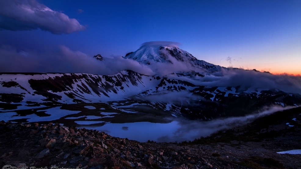 Photos: Gorgeous scenes from photographer's hikes around Mt. Rainier