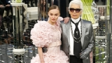 Chanel runway: Paris Fashion Week Haute Couture