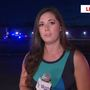 Kelsey live from scene of collision between car, dump truck on Highway 96 north of Silsbee