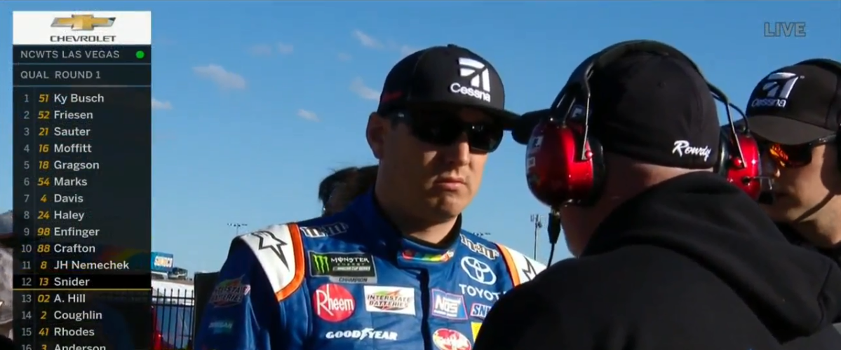 Full Sportscast: Kurt and Kyle Busch ready for a big weekend of racing
