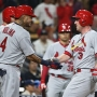 Cardinals Start 4 Game Series With Royals Monday Night