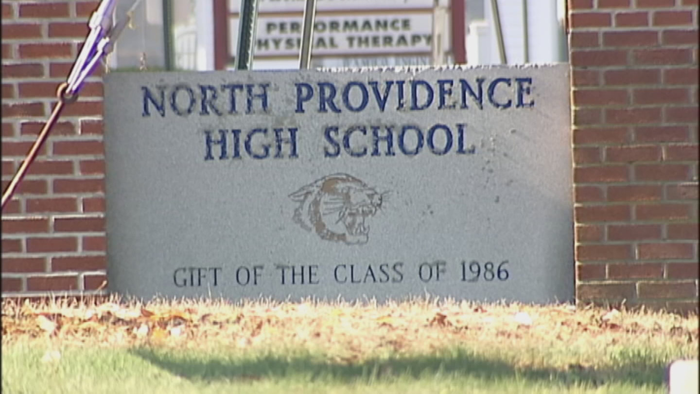 North Providence  is the only link between a number of classmates diagnosed with cancer. (WJAR)