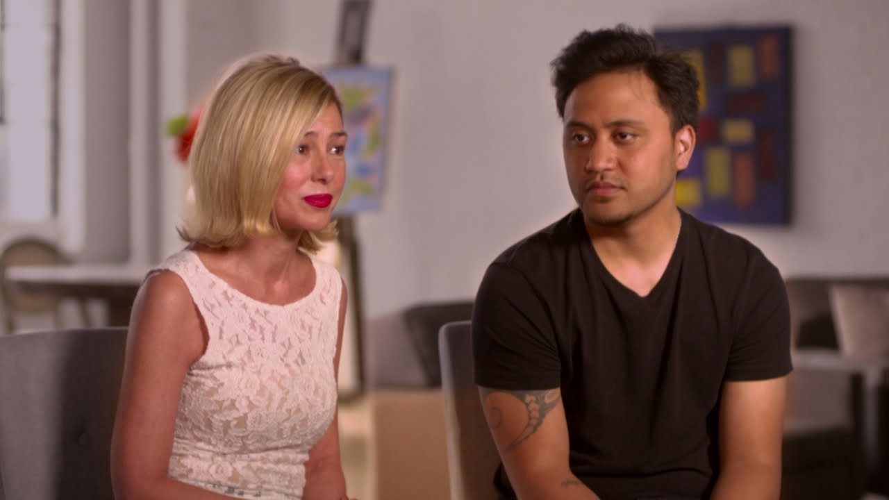 Mary Kay Letourneau and Vili Faulaau are seen in a KOMO file photo.