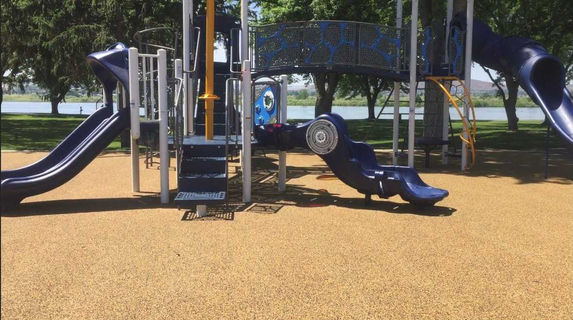 City of Pasco unveils new Chiawana Park playground