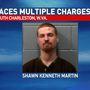 Four charged after early morning pursuit through Kanawha, Putnam counties