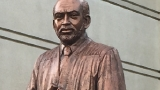 Chief Justice A.A. Birch Statue Unveiled