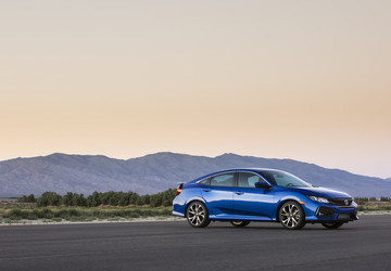 A Quick Look at the Turbocharged 2017 Honda Civic
