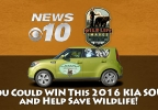 Wildlife Images Kia Soul Giveaway