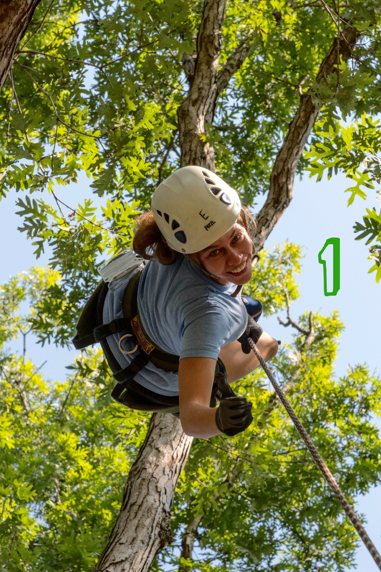 #1 - EarthJoy Tree Climbing Adventures is pretty much the best thing since sliced bread. Yes, it gets that much of a ringing endorsement. Check the Travel section on Friday to get the full scoop. / Image: Phil Armstrong, Cincinnati Refined