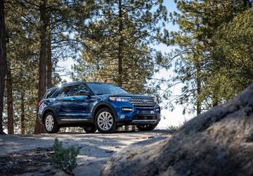 Ford revamps Explorer SUV for 1st time since 2011 model year