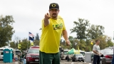 Photos: Oregon fans fill Autzen Stadium for first Pac-12 game of the season