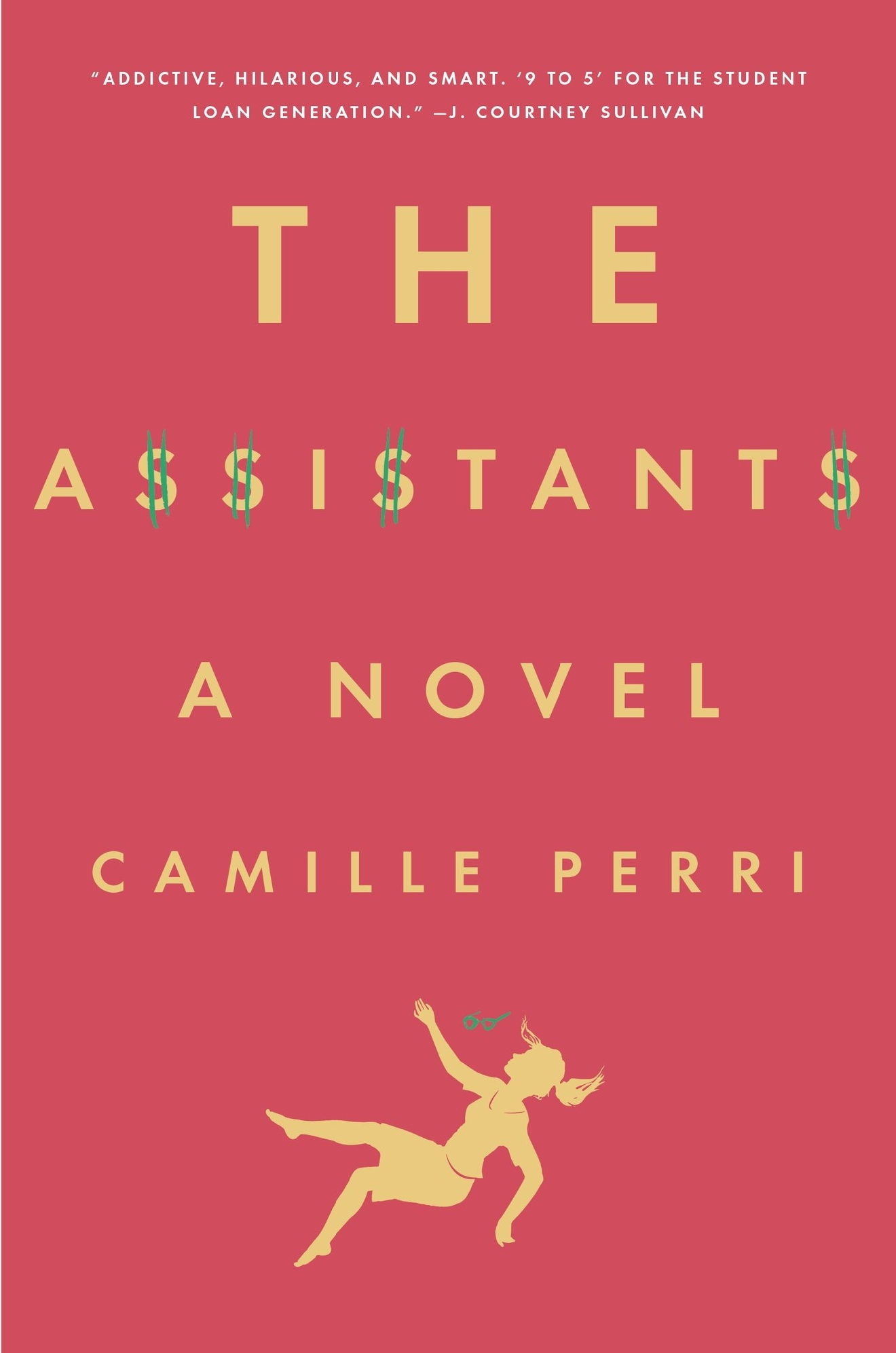 "Anyone who's ever known the struggle of student loans, or debt in general, will appreciate ""The Assistants."" This book follows the story of Tina, an underpaid and underestimated 30-something executive assistant to a big-shot CEO, who accidentally gets (and then cashes) a $20,000 check. Both suspenseful and funny, you'll likely find yourself asking whether Robin Hood got it right after all--what's so wrong about stealing if you're taking from the filthy rich and giving to the poor? (Photo: G.P. Putnam's Sons)"
