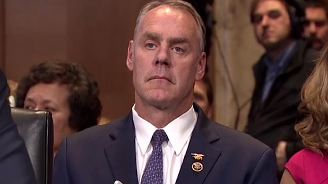 Secretary Zinke in Utah Friday for conservation announcement (Photo: KUTV file)