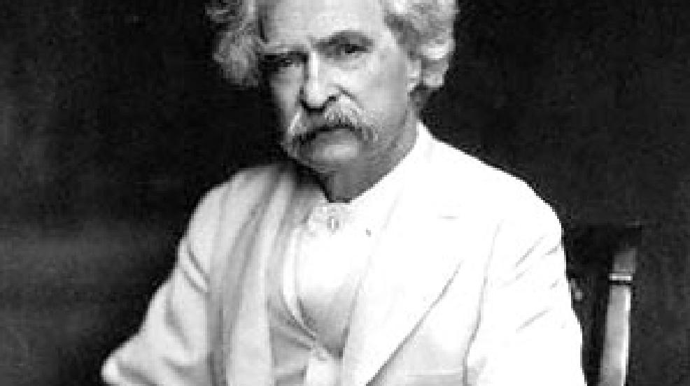 research paper on mark twain