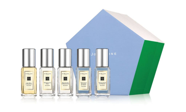 Cologne Collection by Jo Malone London, $115. We've all got those gal pals who are keen and savvy to what is hot in the beauty market. Whether it be a charcoal face mask or the latest in beauty blenders, they've got the tips for you! Surprise those beauty queens in your life with some of these beauty gifts!{&amp;nbsp;}We searched high and low on Nordstrom's holiday beauty guide to come up with the must-have items. (Image courtesy of Nordstrom).<p></p>