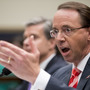 Deputy AG Rosenstein grilled on docs: 'Why are you keeping information from Congress?'