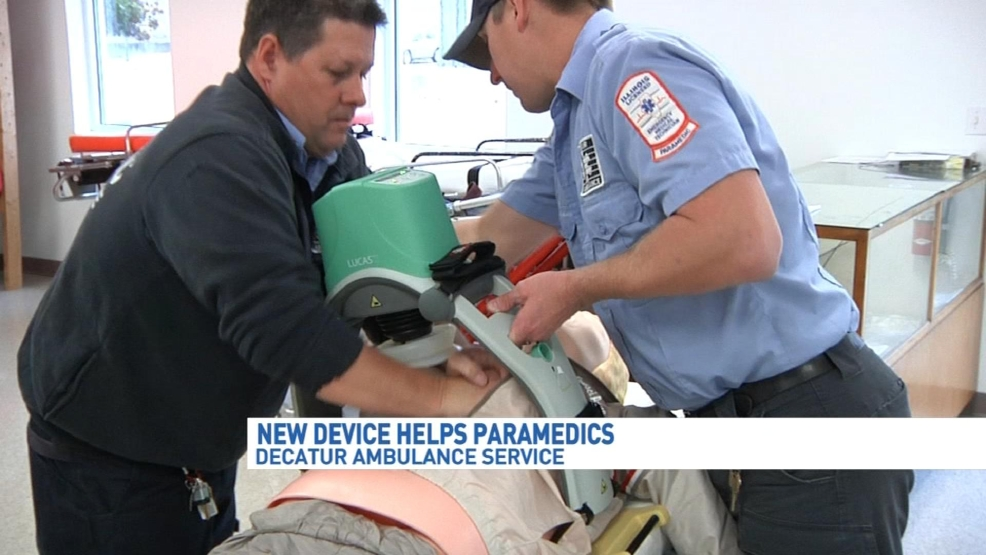 new automated cpr machine saving lives in decatur wics