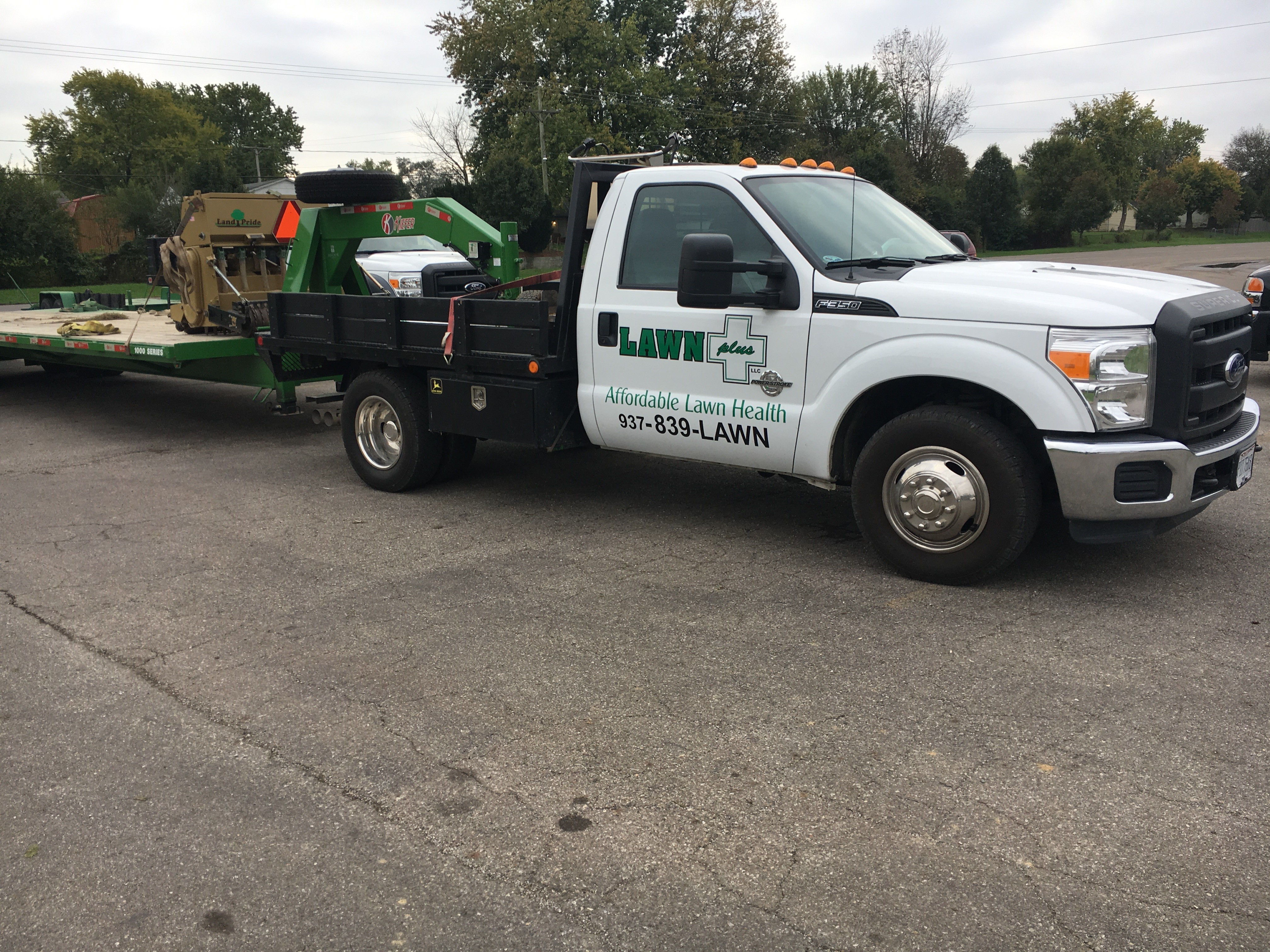 After vandals ruin pee wee football field, lawn company fixes it free of charge (WKEF/WRGT)