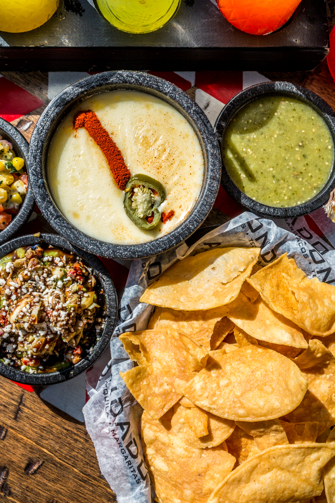 The original Condado can be found in Columbus. The Cincinnati location is making itself right at home, winning over crowds at The Banks for Reds games, and even taking home the Crowd's Choice Award for Best Margarita at the 2019 Margarita Madness. Passersby and taco enthusiasts alike can enjoy Condado daily from 11 AM-2 AM, with a happy hour from 4-7 PM on Monday-Friday. / Image: Catherine Viox // Published: 6.9.19