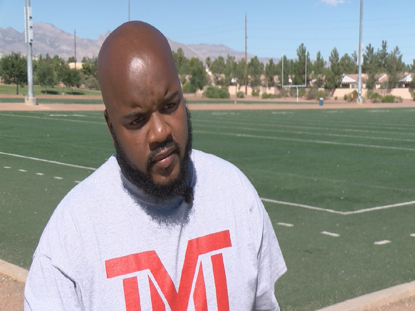 Youth Football Coach Las Vegas youth...